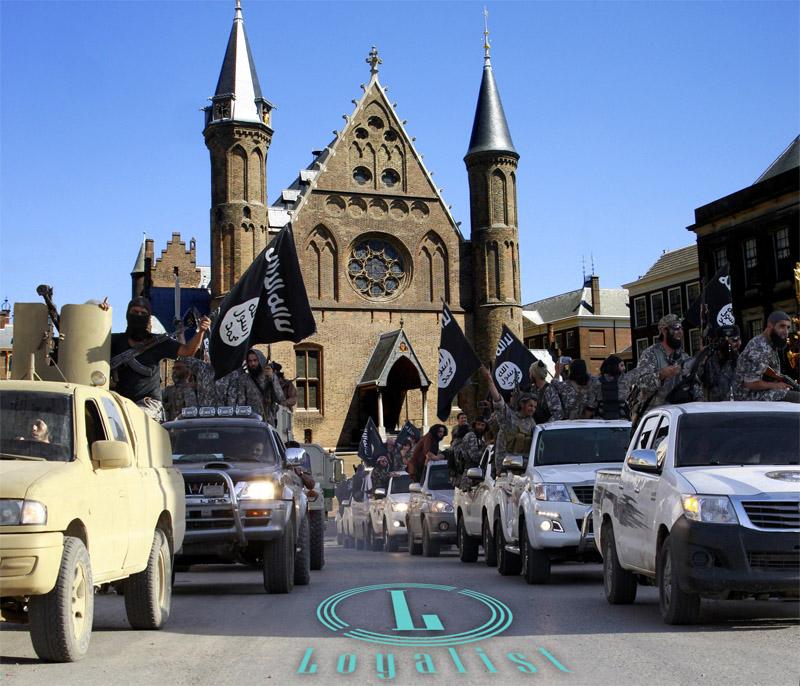 ISIS OP HET BINNEHOF