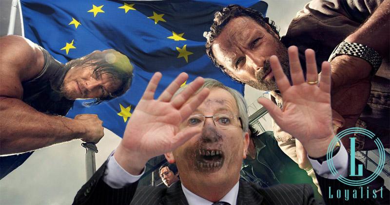 Jean Claude Juncker TWD