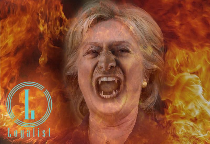 Hilarious Hillary
