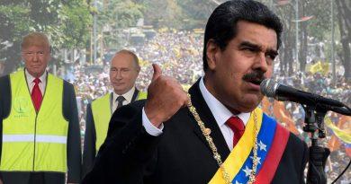 Trump Putin Maduro