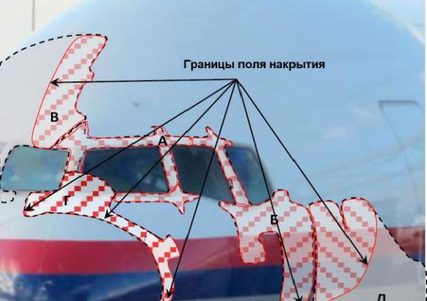 Cockpitsectie MH17