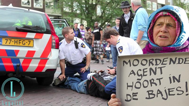 Het geweldsmonopolie behoort de overheid toe maar, is dat terecht? Is het terecht voor de politie om vuurwapens te trekken op ongewapende burgers?