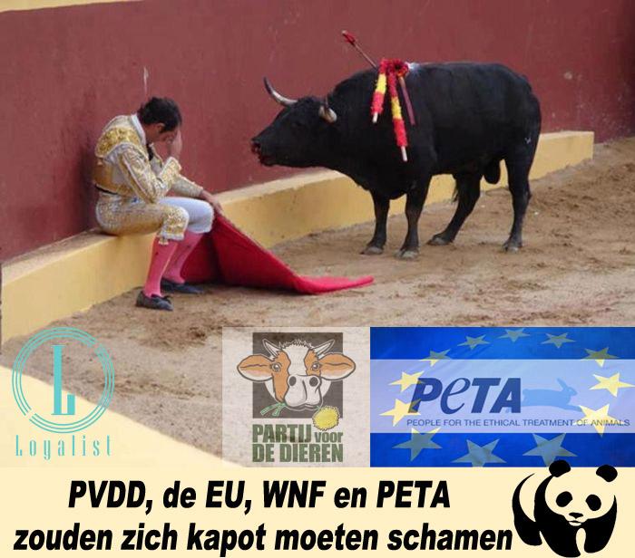 Dierenleed mogelijk gemaakt door de EU en de PVDD