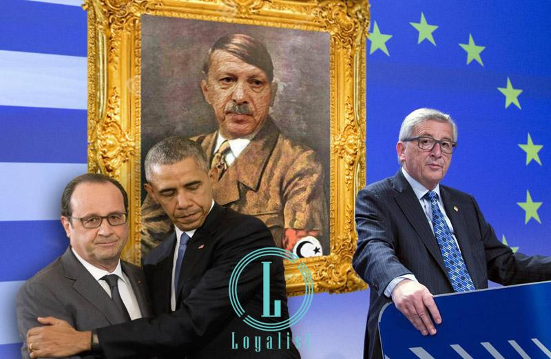 EU geeft Turkije geld voor ISIS