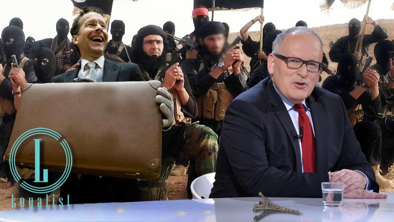 ISIS brengt de EU de gewenste oorlog
