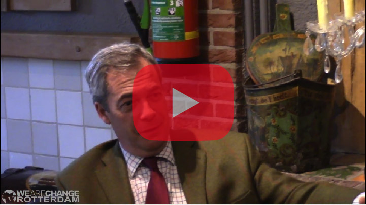 Nigel Farage WACR