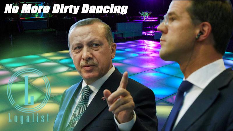 Erdogan is uitgedanst met de EU